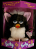 original black white furby interactive tiger