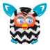 furby boom figure zigzag stripes whole