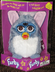 furby bluegray white belly furbie wiggle