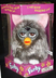 furby gray shag long hair furbie