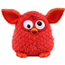 furby plush soft orange sounds imported