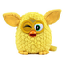 furby plush soft yellow sounds imported