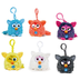 furby black white blue yellow orange