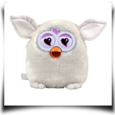Furby 6 Plush White