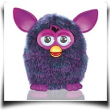 Furby purple