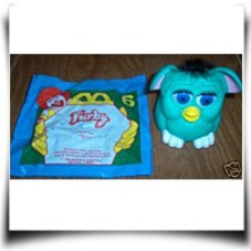 Mc Donalds 1998 Furby 6