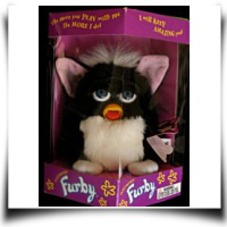 Buy Original 1998 Black And White Furby Electronic
