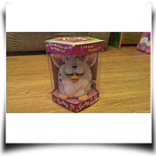 Original Electronic Gray With Black Spots