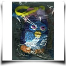 Buy Owl Furby Plush Clipon