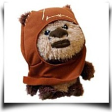 Buy Star Wars Wicket Super Deformed Plush