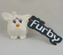 whitehouse leisure white furby soft plush