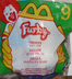 donalds happy meal furby giraffe soft