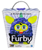 furby blueyellow responds voice furby's head