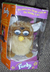 furby silver yellow wiggle ears blink