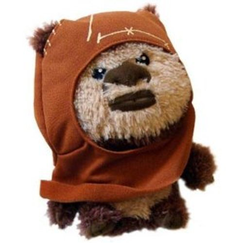 Star Wars Wicket Super Deformed Plush