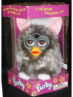 Model 70800 Owl Gray Shag
