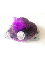 Purple Hat Fashions New Princesses Style
